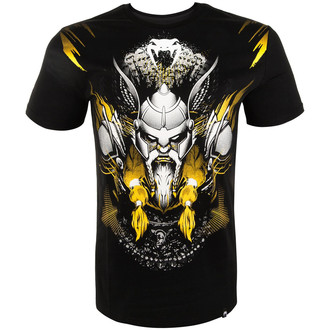 tričko pánské VENUM - Viking 2.0 - Black/Yellow, VENUM
