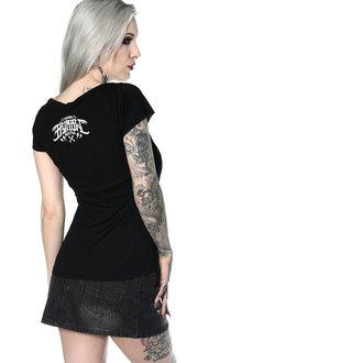 tričko dámské HYRAW - ANGEL OF DEATH