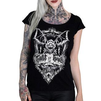 tričko dámské HYRAW - CULT OF EVIL, HYRAW