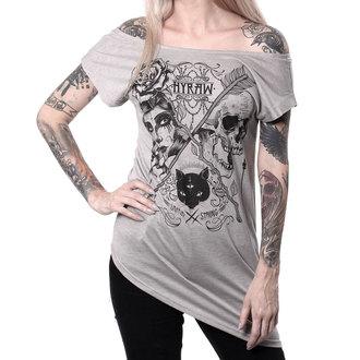 tričko dámské HYRAW - DUEL, HYRAW