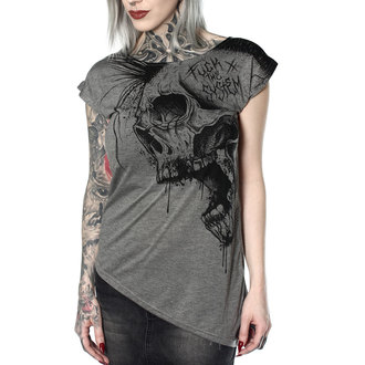tričko dámské HYRAW - PUNK SHIT
