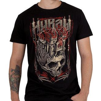 tričko pánské HYRAW - BLACK CHURCH, HYRAW