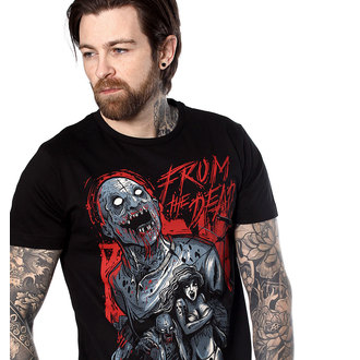 tričko pánské HYRAW - FROM THE DEAD - HY379