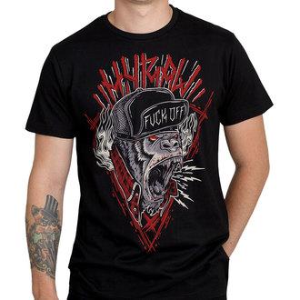 tričko pánské HYRAW - HARDCORE MONKEY, HYRAW