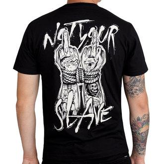 tričko pánské HYRAW - NOT YOUR SLAVE, HYRAW