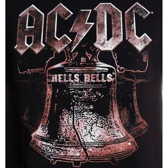 tričko pánské AC/DC - HELLS BELLS - BLACK - LEGEND, LEGEND, AC-DC