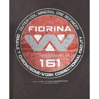 tričko pánské ALIEN - FIORINA 161 - GREY - LEGEND, LEGEND, Alien - Vetřelec
