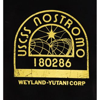 tričko pánské ALIEN - USCSS S04 - BLACK - LEGEND