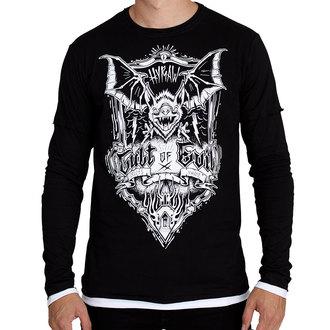 tričko pánské s dlouhým rukávem HYRAW - CULT OF EVIL, HYRAW