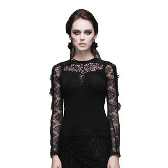 tričko dámské s dlouhým rukávem DEVIL FASHION - TT012
