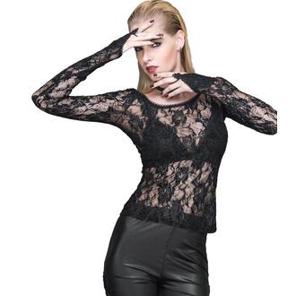 tričko dámské s dlouhým rukávem DEVIL FASHION, DEVIL FASHION