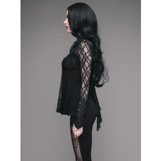 tričko dámské s dlouhým rukávem DEVIL FASHION - TT051
