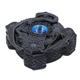 dekorace (krabička) Ice Dragon - U4184M8