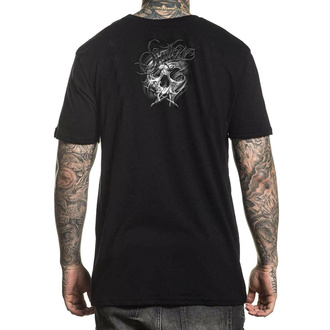 tričko pánské SULLEN - NICHOLSON - BLACK - SCM2880_BK