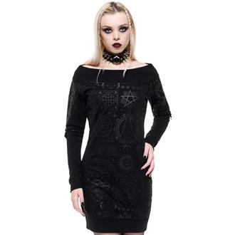šaty dámské KILLSTAR - Unholy Sabbath - KSRA002838