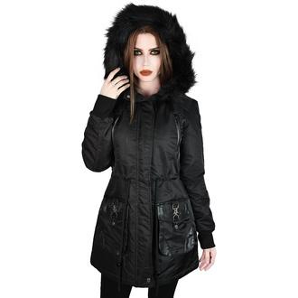 bunda dámská zimní KILLSTAR - Unholy Trip Parka, KILLSTAR
