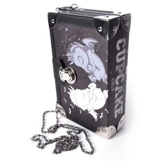 kabelka (taška) Cupcake Cult - UNICORN DREAM - BLACK, CUPCAKE CULT