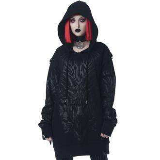 mikina unisex KILLSTAR - Untamed - Black, KILLSTAR