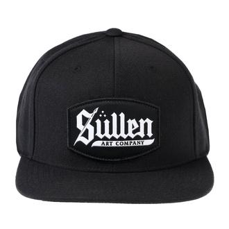 kšiltovka SULLEN - GOTHIC - BLACK, SULLEN