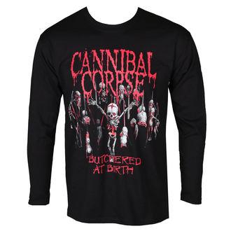 tričko pánské s dlouhým rukávem CANNIBAL CORPSE - BUTCHERED AT BIRTH BABY - PLASTIC HEAD, PLASTIC HEAD, Cannibal Corpse