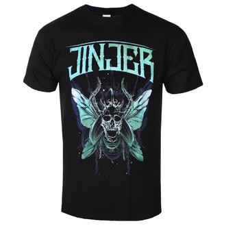 tričko pánské JINJER - Butterfly Skull - NAPALM RECORDS, NAPALM RECORDS, Jinjer