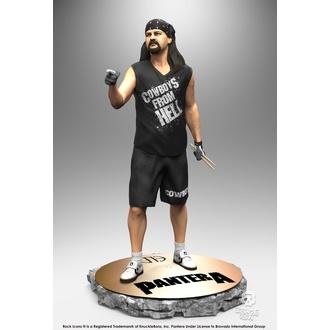 figurka Pantera - Rock Iconz Statue - Vinnie Paul, KNUCKLEBONZ, Pantera