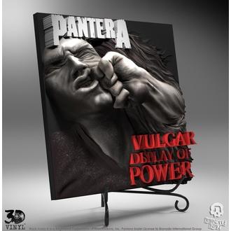obraz (3D vinyl) Pantera - KNUCKLEBONZ, KNUCKLEBONZ, Pantera