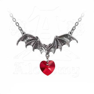 obojek ALCHEMY GOTHIC - Vampire Love Heart