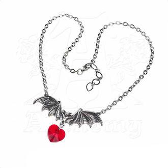 obojek ALCHEMY GOTHIC - Vampire Love Heart, ALCHEMY GOTHIC