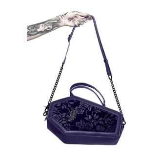 kabelka (taška) KILLSTAR - Vampires Kiss - PLUM - KSRA002543