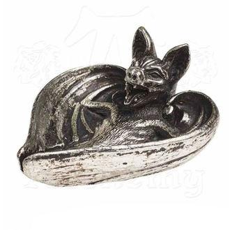 dekorace (miska) ALCHEMY GOTHIC - Bat, ALCHEMY GOTHIC