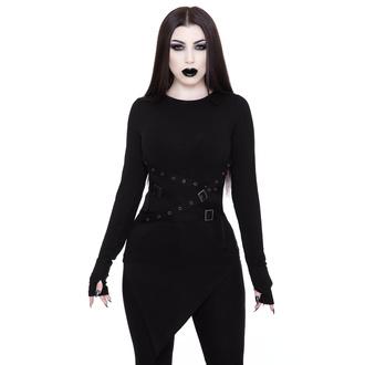 tričko dámské s dlouhým rukávem KILLSTAR - Vampyre Long Sleeve Top, KILLSTAR