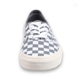boty VANS - UA Authentic (CHECKERBOARD) -  Pewter/Mar, VANS