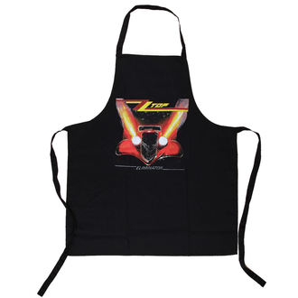 zástěra ZZ Top - Eliminator Apron - LOW FREQUENCY, LOW FREQUENCY, ZZ-Top
