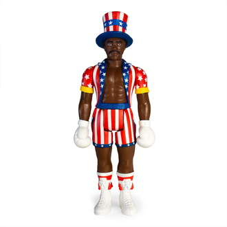 figurka Rocky - 4 ReAction - Apollo Creed - SUP7-03345