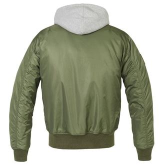bunda pánská bomber (zimní) BRANDIT - MA1 Sweat, BRANDIT