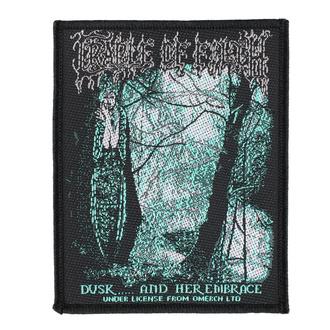 nášivka Cradle Of Filth - Dusk And Her Embrace - RAZAMATAZ - SP3033