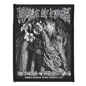 nášivka Cradle Of Filth - The Principle Of Evil - RAZAMATAZ - SP3032