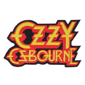 nášivka Ozzy Osboume - Logo Cut-Out - RAZAMATAZ, RAZAMATAZ, Ozzy Osbourne