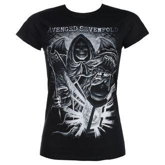tričko dámské AVENGED SEVENFOLD - REAPER LANTERN - PLASTIC HEAD - RTAVS033