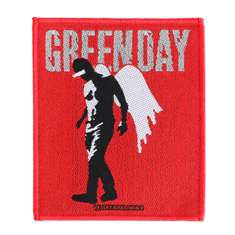 nášivka Green Day - Wings - RAZAMATAZ, RAZAMATAZ, Green Day