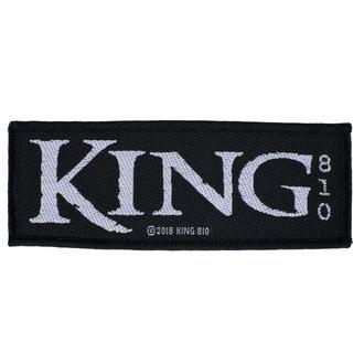 nášivka King 810 - Logo - RAZAMATAZ, RAZAMATAZ, King 810
