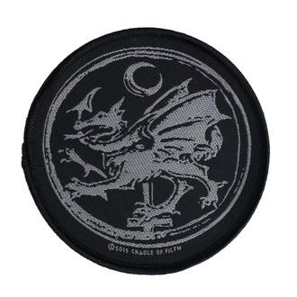 nášivka Cradle Of Filth - Order Of The Dragon - RAZAMATAZ - SP3036