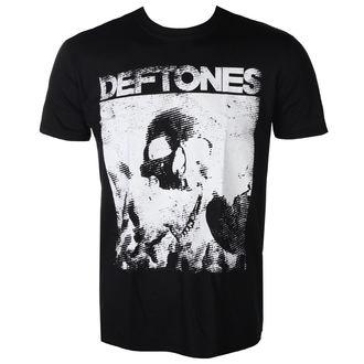 tričko pánské DEFTONES - SKULL - Black - PLASTIC HEAD, PLASTIC HEAD, Deftones