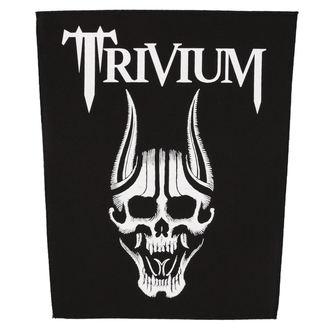 nášivka velká TRIVIUM - SCREAMING SKULL - RAZAMATAZ, RAZAMATAZ, Trivium