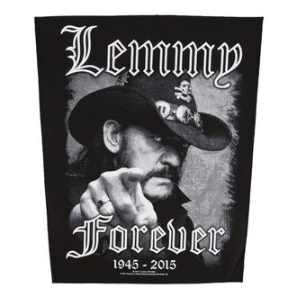 nášivka velká Motörhead - LEMMY - FOREVER - RAZAMATAZ - BP1057
