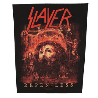 nášivka velká SLAYER - REPENTLESS - RAZAMATAZ, RAZAMATAZ, Slayer