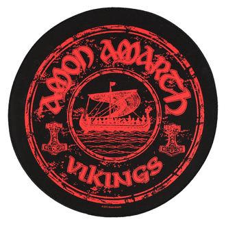 nášivka velká Amon Amarth - Vikings Circular - RAZAMATAZ, RAZAMATAZ, Amon Amarth