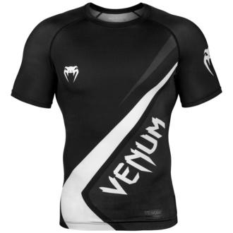 tričko pánské (termo) VENUM - Contender 4.0 Rashguard - Black/Grey-White, VENUM
