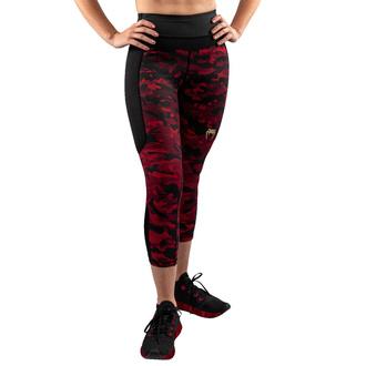 kalhoty dámské (legíny) VENUM - Defender - Black/Red, VENUM